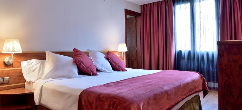 DELUXE DOPPELZIMMER HLG CityPark Pelayo Hotel