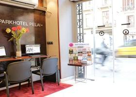 Internet corner HLG CityPark Pelayo Hotel