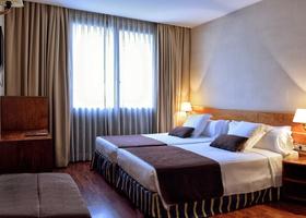 Zimmer HLG CityPark Pelayo Hotel