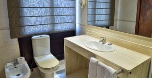 DOPPELZIMMER MIT AUSSICHT HLG CityPark Pelayo Hotel
